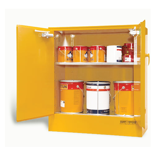 ... Picture Of Flammable Cabinet Storage (160L) Perth Part 40