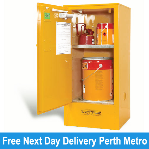 Picture Of Flammable Cabinet Storage (60L) Perth ... Part 74
