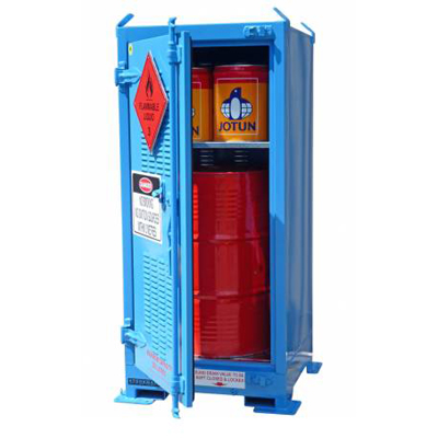 ... Picture Of Heavy Duty Flammable Liquid Storage Cabinet (250L) ... Part 63