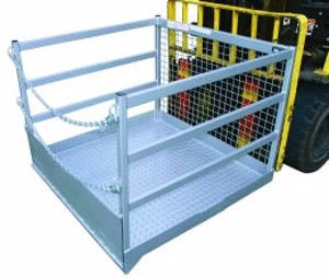 Picture of Forklift Goods Cage 1800mm Wide 1000kg SWL