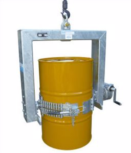 Picture of Crane Drum Handling Drum Lifter 500Kg SWL with Handle Rotation