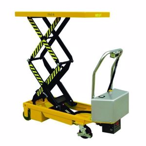 Picture of Double Electric Scissor Lift Table 350kg (Perth)