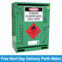 Picture of Gas Cylinder Storage cage for 2 x Type T Forklift Cylinders Perth