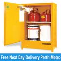 Picture of Heavy Duty Flammable Storage Cabinet 80 litres Perth