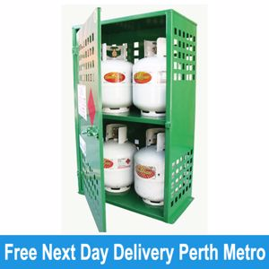 Picture of Gas Cylinder Storage 4 x 9kg Perth
