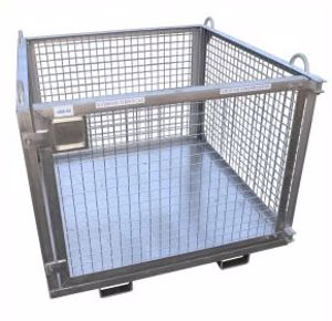Picture of Crane Goods Cage Assembled (Perth)