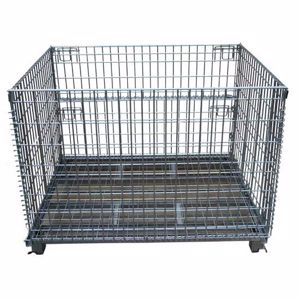 Picture of Pallet Cage Steel Wire Mesh