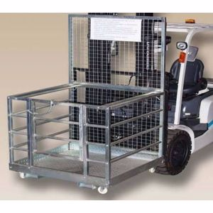 Picture of Forklift Safety Cage Stock Perth