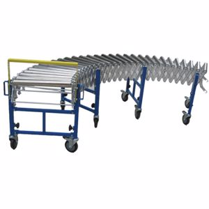 Picture of Heavy Duty Steel Wheel Expandable Conveyor 600mm Width Perth