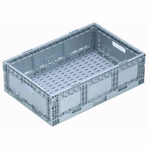 Picture of Folding Plastic Crate 41 Litre Perth