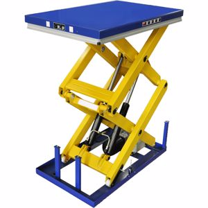Picture of Double Scissor Electric Lift Table 1000kg - 4000kg Perth