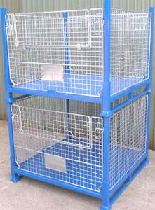 Picture of Wire Mesh Pallet Boxes Perth
