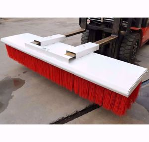 Picture of Forklift Broom Heavy Duty 1800mm 11 x Bristle Rows