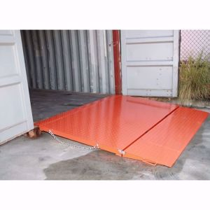 Picture of 6.5 Tonne Forklift Container Ramp