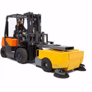 Picture of Smart Sweep Forklift Sweeper