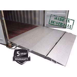 Picture of Container Ramp Heavy Duty 8 Tonne Reefer Ramp