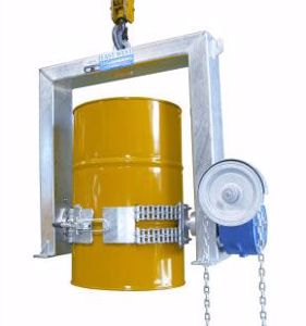 Picture of Crane Drum Handling Drum Lifter 1000Kg SWL with Chain Rotation (Perth)